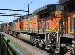 BNSF 4577 second on K141